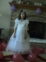 flower girl dress in Westmont, Illinois