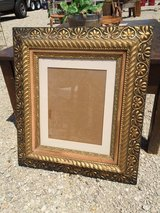 Antique frame in Bartlett, Illinois