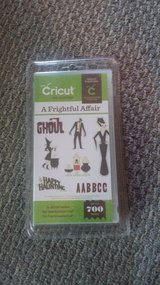 New!  Cricut A Frightful Affair Cartridge in Bolingbrook, Illinois