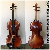 "16"" Karl Hofner Viola (German) 1969 in Lockport, Illinois"