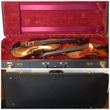 Double Violin Case (red int) in Bolingbrook, Illinois