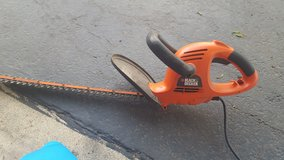 Black and Decker Electric Trimmer in Plainfield, Illinois