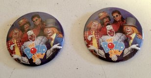 Bozo T. Clown Pins in Aurora, Illinois