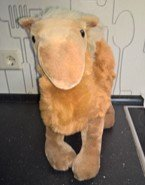 CAMEL PLUSH BY UNI-TOYS in Ramstein, Germany