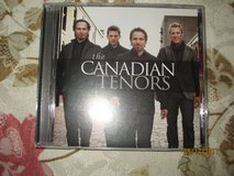The Canadian Tenors CD in Wilmington, North Carolina