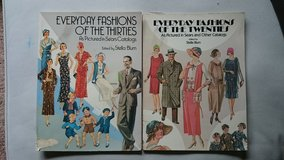 "Fashion Books 30's and 40""s. Vintage. in Baytown, Texas"