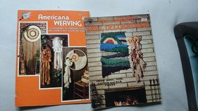 Weaving Books from 1977 lot of 2 in Baytown, Texas