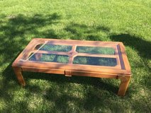 Coffee table, entryway/sofa/couch table, two end tables (pickup in Oswego) can buy all or some in Naperville, Illinois