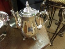 TEAPOT SILVER PLATE in Cherry Point, North Carolina