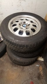 Bmw 3 series rims and tires in Ansbach, Germany