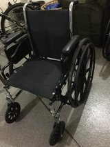 Invacare Wheelchair & Leg Footrests in Naperville, Illinois