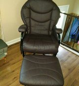 Swivel Rocker and Footstool in Fort Campbell, Kentucky