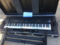 Korg N1 Keyboard w/ heavy-duty Case, Stand and Pedal in Travis AFB, California