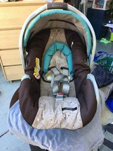 Stroller and Carseat in Camp Pendleton, California