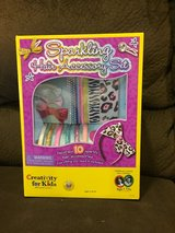 Reduced: New!!  Sparkling Hair Accessory Kit in Bolingbrook, Illinois