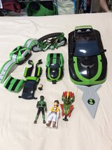 Ben 10 lot&extras in Okinawa, Japan