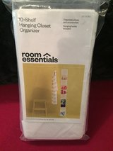 Hanging Closet Organizer in Chicago, Illinois