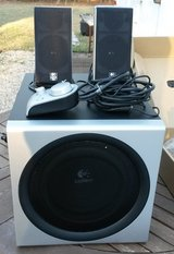 Logitech Z-2300 THX 2.1 Speaker System in Fort Bragg, North Carolina