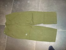 Korean War U.S. Army Wool Trousers, M1951 in Wiesbaden, GE