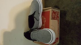vans size 5 toddler new in Cleveland, Texas