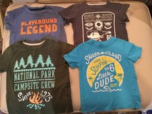 Carter's tshirts....size 2T in Yorkville, Illinois