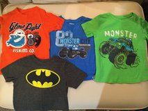 Tshirts...size 2T in Yorkville, Illinois