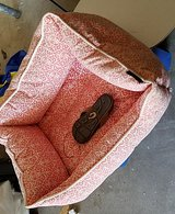 Dog bed in Camp Pendleton, California