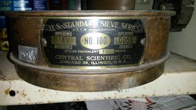 Antiques sieve strainers in Pasadena, Texas