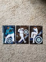 3 Seattle Mariners FATHEADs - NEW in Camp Lejeune, North Carolina