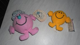 little miss toy and mr men stick on in Lakenheath, UK