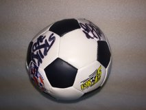 Soft soccer ball in Lockport, Illinois