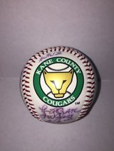 Autographed Cougar Ball in Plainfield, Illinois
