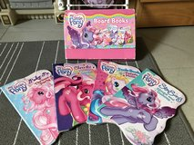 My little Pony board books set in Ramstein, Germany