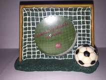 Soccer Theme picture frame in Aurora, Illinois