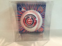 Chicago Cub Ornament in Plainfield, Illinois