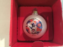 Sammy Sosa Ornament in Chicago, Illinois