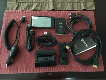 Zune HD dock and AV cables in Fort Leonard Wood, Missouri