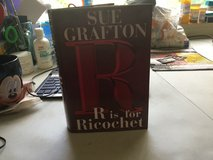 R is for Ricochet (Hardcover Novel) in Lockport, Illinois