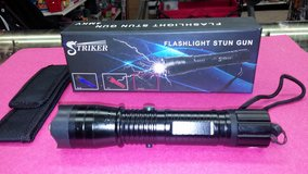 Rechargeable Flashlight w stun in Yucca Valley, California