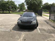 2001 Mercedes Benz S55 AMG (never flooded) in Houston, Texas