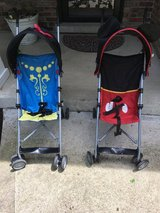 Disney Umbrella Strollers in Naperville, Illinois