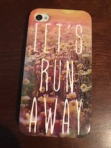 iPhone 5 case in Fort Lewis, Washington