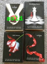 SET OF 3 TWILIGHT BOOKS hardcover in Fort Benning, Georgia