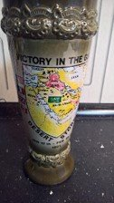 BEER GLASS PORCELAIN VICTORY IN THE GULF in Ramstein, Germany