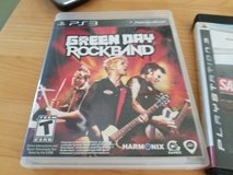 PS3 Green Day Rock Band in Aurora, Illinois
