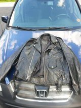 Motorcycle jacket in Algonquin, Illinois