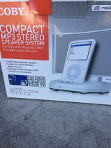 New!! iPod speaker system - credit cards accepted in Bolingbrook, Illinois