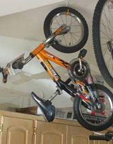 Biginner boys bike, training wheels included in Chicago, Illinois