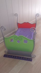 "Battat Doll Bed for 18"" Dolls in Naperville, Illinois"