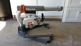 Black & Decker table saw in Naperville, Illinois
